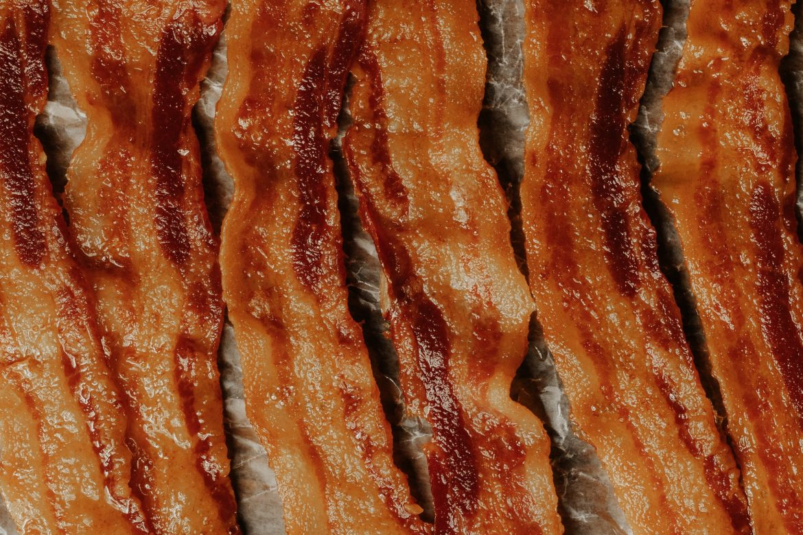 Bacon prices have skyrocketed to record levels, and they might not go down anytime soon
